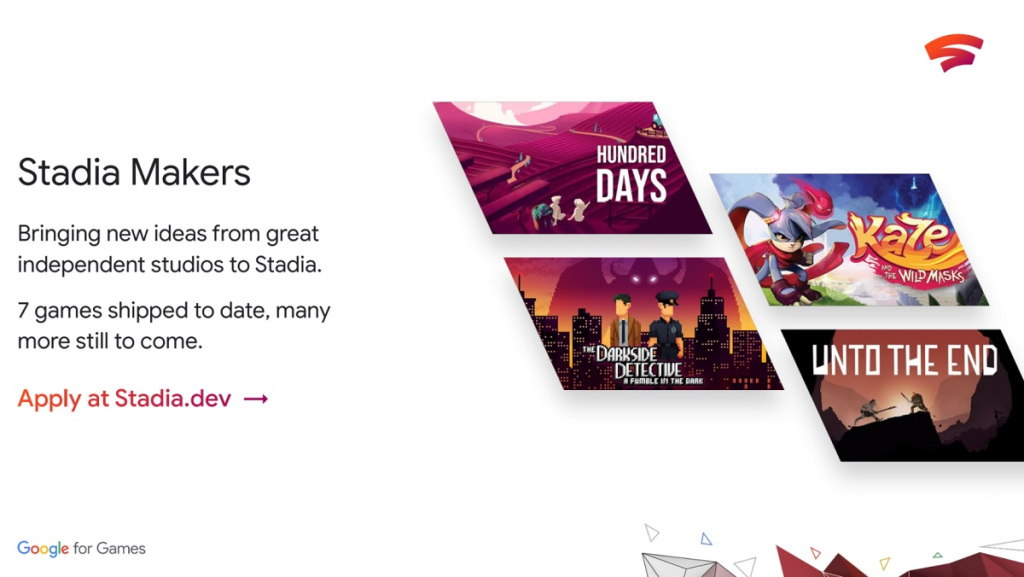 1626196812 753 With 180 games Stadia entices devs and influencers to join